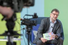 Moderator Leonhard Ottinger
